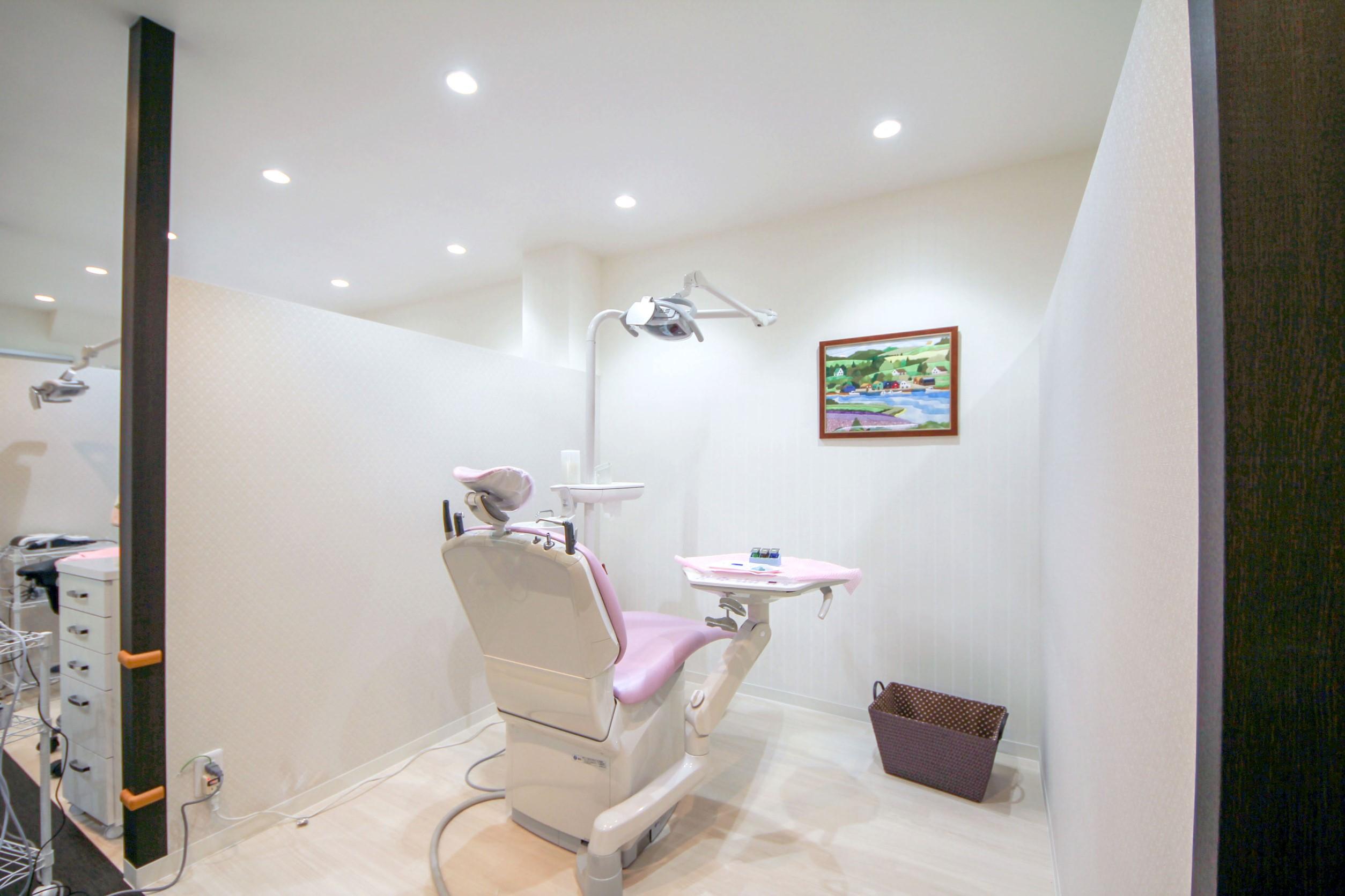 歯周病治療にも力を入れているのだとか?